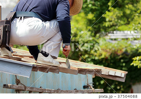 大工さんの仕事:現役職人 37504088