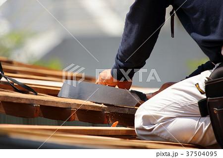 大工さんの仕事:現役職人 37504095
