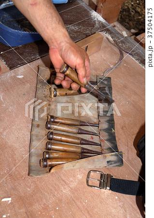 大工さんの道具 37504175