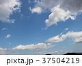 空 雲 青空の写真 37504219