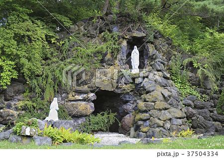 函館 ルルドの泉 トラピスチヌ修道院 37504334