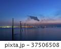 江川海岸 電柱 海の写真 37506508