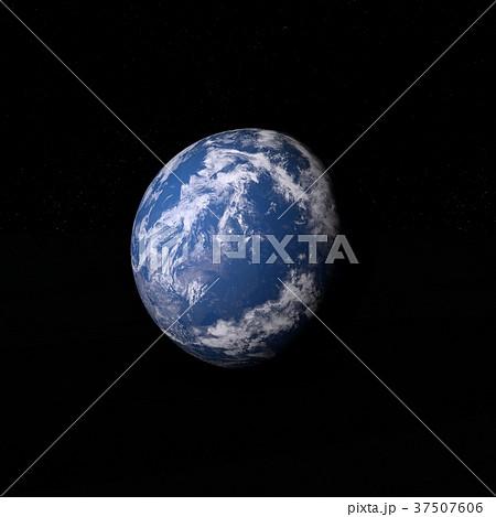 地球3DCG perming3DCG160812 イラスト素材 37507606