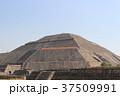 テオティワカンの太陽のピラミッド 世界遺産 メキシコ 37509991