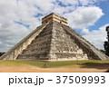 チチェンイツァのピラミッド 世界遺産 メキシコ 37509993