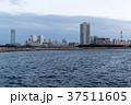 幕張新都心 稲毛海浜公園 東京湾の写真 37511605