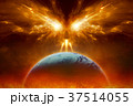 End of world, complete destruction of planet Earth 37514055