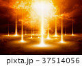 Doomsday background - end of world, judgment day 37514056