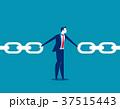 チェーン 鎖 鎖状のイラスト 37515443