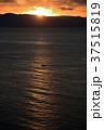 駿河湾 海 夜明けの写真 37515819