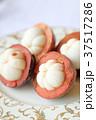 マンゴスチン フルーツ 果物の写真 37517286