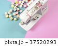 ソーイングマシン ミシン 糸の写真 37520293