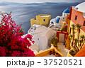 サントリーニ島 風景 ギリシア イア  37520521