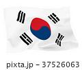 韓国国旗 37526063