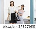 엄마,딸,생활,한국인 37527955