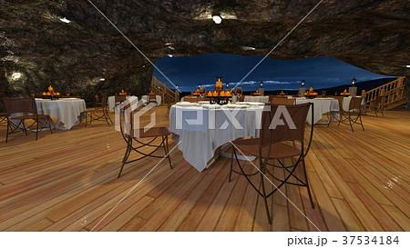 洞窟レストラン 37534184