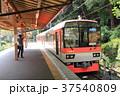 叡山電鉄 900系電車 きらら 鞍馬駅 37540809