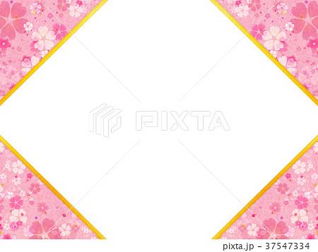 背景素材 桜 テクスチャー 37547334