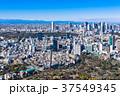 新宿副都心と原宿・青山周辺の町並み 37549345
