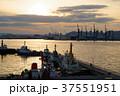 船舶 船 桟橋の写真 37551951