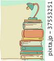 本 ほん 書籍のイラスト 37553251