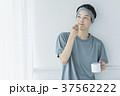 ライフスタイル 朝 歯磨き 37562222