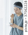 ライフスタイル 朝 歯磨き 37562228