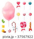 スイート 甘い 甘口のイラスト 37567922