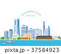 横浜 イラスト 37584923