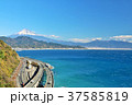 富士山 海 薩埵峠の写真 37585819
