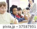 インターナショナルスクール オンライン授業 37587931