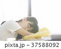 小学生 放課後 教室 女の子 37588092