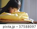 小学生 放課後 教室 女の子 37588097