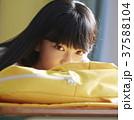 小学生 放課後 教室 女の子 37588104