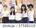 インターナショナルスクール クラスメイト ポートレート 37588119