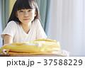小学生 放課後 教室 女の子 37588229