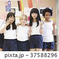 インターナショナルスクール クラスメイト ポートレート 37588296