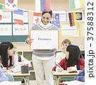 インターナショナルスクール 授業風景 37588312