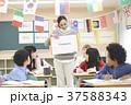 インターナショナルスクール 授業風景 37588343
