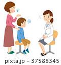 小児科 子供 診察 心療内科 37588345