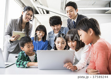 プログラミング教室 37589244