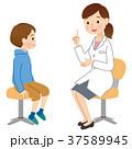 子供 診察 心療内科 保健室 37589945