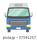 トラック 自動車 車のイラスト 37591257