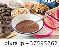チョコレート お菓子づくり 食べ物の写真 37595262