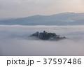 大野城 天空の城 雲海の写真 37597486