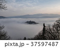 大野城 天空の城 雲海の写真 37597487
