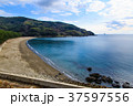 風景 砂浜 浜辺の写真 37597556