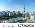 名古屋都市風景・冬の栄界隈 37598939