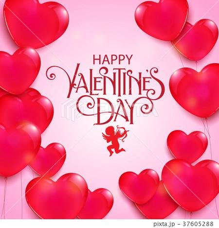 Valentine Day flyer 37605288
