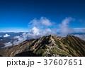 唐松岳山頂からの唐松頂上山荘 37607651